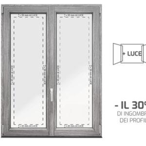 Finestre in PVC: Illumia EVO