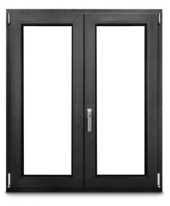 Finestre in PVC: Secur80